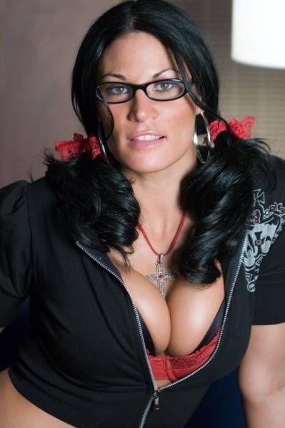 Plastic surgeon corrective boob job
